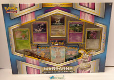 Go Gioco Game Pokemon INGLESE Nuovo New GCC Set - Mythical Collection MAGEARNA -