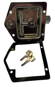 Terex Benford Dumper Toggle Bonnet Door Lock RH 1736-1949 for 5/6/7/9/10 Tonne