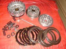 Clutch parts  Virago 920  Yamaha 1982 engine number 10L 01758  lot 124