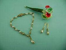 Vintage Madame Alexander Cissy & Elise Doll Jewelry Pearl Necklace Miss Revlon