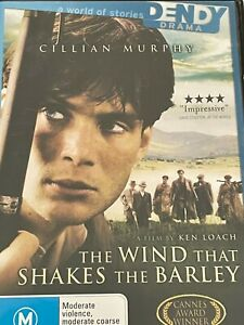 The Wind That Shakes The Barley DVD Like New