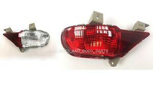 Rear Tail Right & Left Light Lamps for Mitsubishi Pajero Sport 2008-