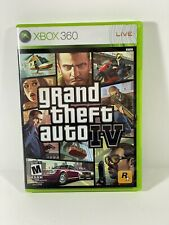 Grand Theft Auto IV Platinum Hits Edition Xbox 360 Complete Game Case Manual Map