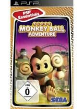PSP SUPER MONKEY BALL ADVENTURE (Essentials) USATO-BUONO