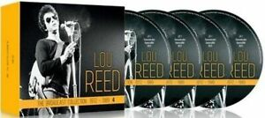 Lou Reed – The Broadcast Collection 1972 – 1989   4-cd box