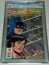 ELSEWORLDS 80 PAGES GIANT #1 CGC 9.8 WHITE PAGES RECALLED STORY DC COMICS (SA)