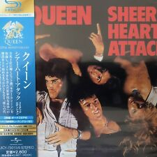 Sheer Heart Attack by Queen ( LTD. SHM-CD),2011 Universal UICY-75015/6 Qeen40.jp