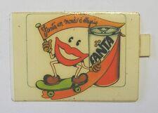 VECCHIO ADESIVO ORIGINALE / Old Original Sticker FANTA ARANCIATA (cm 8 x 6) c