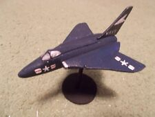 Built 1/144: American DOUGLAS F4D-1 SKYRAY Fighter Aircraft US Navy