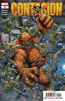 Contagion #1 (of 5) Comic Book 2019 - Marvel Fantastic Four