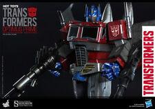 Hot Toys Optimus Prime Starscream Version Figure Transformers Autobots Sideshow