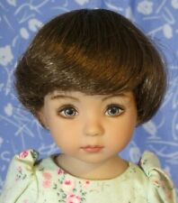 "MONIQUE Doll Wig Size 4/""-5/"" ALEXIS Reddish Brown NIB."