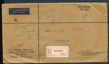 NNG., R-ENVELOP PORT BETAALD(fl. 1,05) HOLLANDIA 8 - WAGENINGEN 16.III.62  Zk002