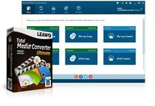 Leawo prof. Media Converter Ultimate Create Convert Blu-ray DVD Video {Lifetime}
