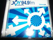 Joy FM 94.9 Vol 4 CD Ft Cascada Sarah Mcleod Gina G Amber Dannii Minogue & More