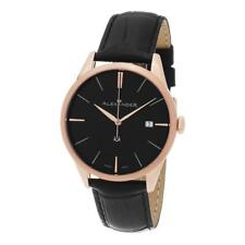 Alexander A911-05 Heroic Sophisticate Swiss Ronda 715 Date Leather Mens Watch