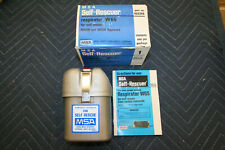 Nos Msa W65 Self Rescuer Air Purifying Respirator Part 455299 In Open Box