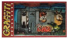 "Clementoni Graffiti Puzzle 500 Pieces "" Chico "" Jigsaw Puzzle New York"