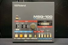 Roland MSQ-100 Vintage MIDI Digital Keyboard Recorder For Juno-106 & More!