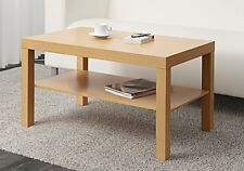 IKEA Lack Coffee Table 90 X 55 Cm Oak Effect
