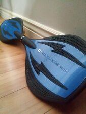 Razor Mini Ripstick-Blue and black with white wheels