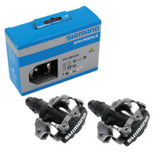 Shimano PD M520 SPD Clipless MTB Pedals with SH51 Cleats Boxed Black Genuine