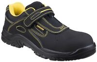 Amblers FS77 Quick-Fastening Mens Ladies Safety Trainer