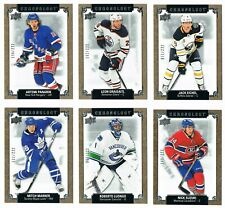 2019-20 Upper Deck UD Chronology Volume II Base Card Pick From List #/222 !!