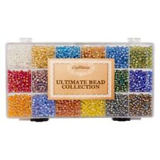 Lovely 9000 ultimate bead collection jewellery making arts & crafts in box