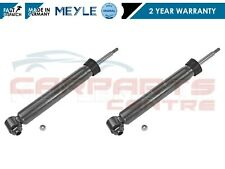 FOR BMW 5 SERIES F11 REAR LEFT RIGHT MEYLE GERMANY SHOCKERS SHOCK ABSORBERS SET