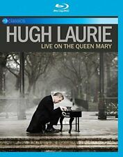 Hugh Laurie: Live On The Queen Mary [Blu-ray] [Region A and B and C] [DVD]