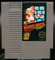 Super Mario Bros. - Nintendo Entertainment System - NES - 1986