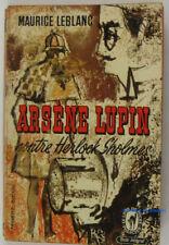 Arsène Lupin contre Herlock Sholmes Maurice Leblanc 1964