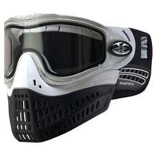 Empire Paintball E-flex Mask, White/Black, Stormtrooper, Goggles, Protection