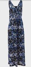 Summer/Beach Sleeveless Polyester/Elastane Dresses for Women