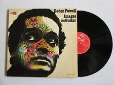 BADEN POWELL Images On Guitars LP GATEFOLD GERMANY PRESS NO CD LATIN JAZZ
