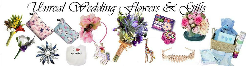 UnReal Wedding Flowers & Gifts