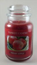 Yankee Candle Fresh Apple, 22 oz - NEW