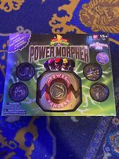 Mighty Morphin Power Rangers Legacy Power Morpher With Box