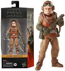 "Star Wars The Black Series Kuiil (The Mandalorian) 6"" Inch Action Figure BOXED!"