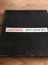 Eurythmics don´t ask me why limited Box CD Single Acoustic