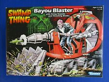 """SWAMP THING """"BAYOU BLASTER"""" - NEW & FACTORY SEALED - BY KENNER FROM 1990"""