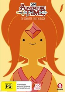 Adventure Time - Season 8 DVD