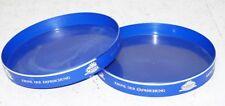 2x Gastro Tablett Christinen Brunnen Kellnertablett Getränketablett Gläsertablet