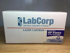 Labcorp HP Ink CE505X Black Toner Laser Cartridge P2055 Brand New Sealed