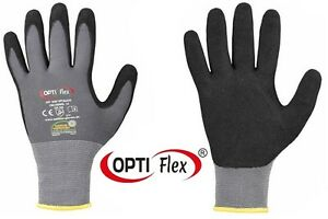 NEU: OPTIMATE von OPTI flex® Arbeitshandschuh Handschuh Montage Auto Kfz Garten