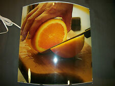 Illuma Display Illuminated Sign Food - Oranges Fruit Frameless Lightbox
