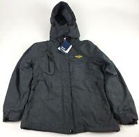 NEW Wantdo Women's Mountain Waterproof Fleece Ski Jacket Windproof Jacket, Small