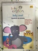 Baby Einstein DVD Baby Noah Expedition De Animali Spagnolo Inglese Portuguese Am