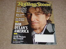 BOB DYLAN * GREEN DAY * BLACK EYED PEAS #1078 May 14 2009 ROLLING STONE MAGAZINE